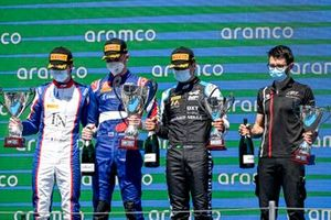 Clement Novalak, Trident, Alexander Smolyar, ART Grand Prix, Caio Collet, MP Motorsport