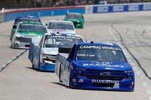 Josh Berry, Rackley W.A.R., Chevrolet Silverado Rackley Roofing, Ryan Truex, Niece Motorsports, Chevrolet Silverado Marquis Spas