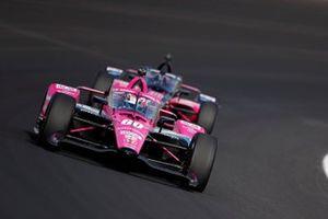 Jack Harvey, Meyer Shank Racing Honda, Helio Castroneves, Meyer Shank Racing Honda
