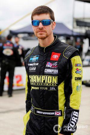 Grant Enfinger, CR7 Motorsports, Chevrolet Silverado Grant County Mulch