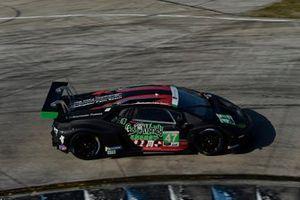 #47 Precision Performance Motorsports (PPM) Lamborghini Huracan GT3, GTD: Brandon Gdovic, Don Yount
