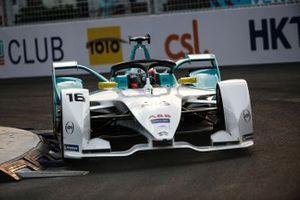 Oliver Turvey, NIO Formula E Team, NIO Sport 004