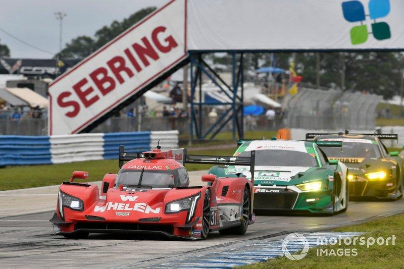 #31 Whelen Engineering Racing Cadillac DPi, DPi: Felipe Nasr, Pipo Derani, Eric Curran
