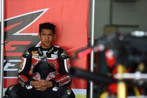 Rafid Topan Sucipto, Bike Corner SYS KYT Racing Team