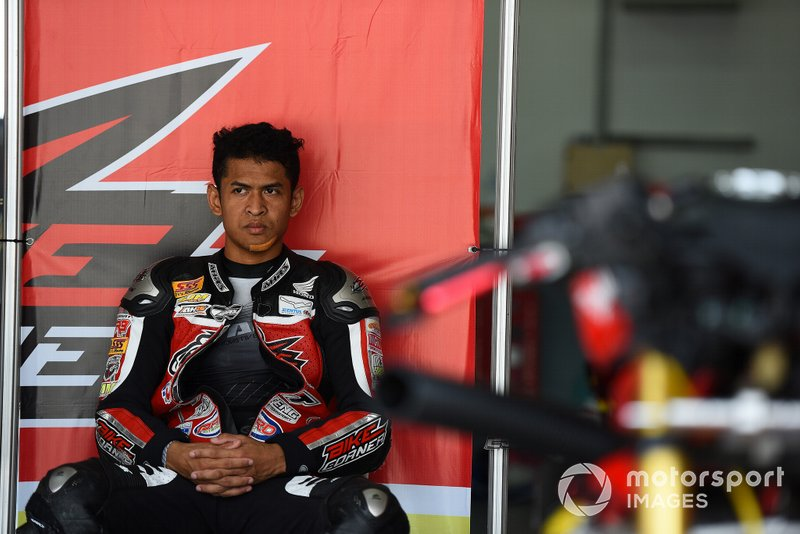 Rafid Topan Sucipto, Bike Corner SYS KYT Racing Team