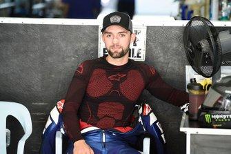 Jonas Folger, pilote d'essais Yamaha