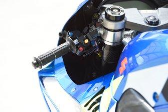 Team Suzuki MotoGP, manopola
