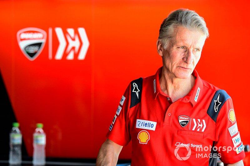 Paolo Ciabatti, Sporting Director, Ducati Corse