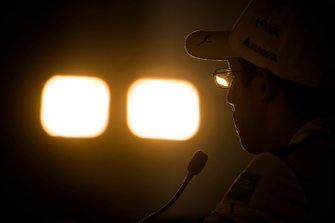 Alexander Sims, BMW i Andretti Motorsports, in conferenza stampa