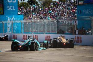 Andre Lotterer, DS TECHEETAH, DS E-Tense FE19 Nelson Piquet Jr., Jaguar Racing, Jaguar I-Type 3