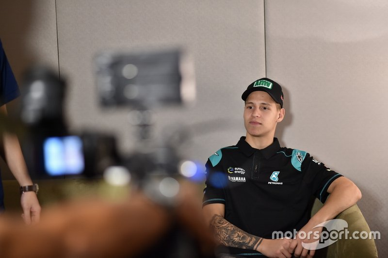 Фабіо Квартараро, PETRONAS Yamaha Sepang Racing Team