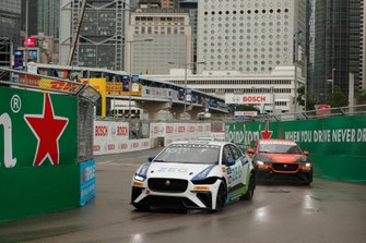 Sérgio Jimenez, Jaguar Brazil Racing Célia Martin, Viessman Jaguar eTROPHY Team Germany