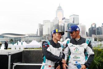 PRO AM class winner Yaqi Zhang, Team China with Bandar Alesayi, Saudi Racing, 2nd position