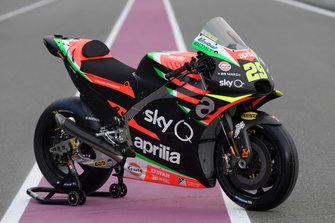 Bike von Andrea Iannone, Aprilia Racing Team Gresini