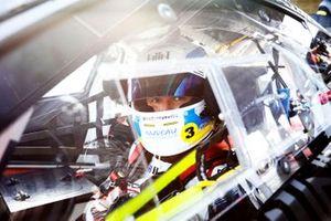 #912 EBM Porsche 911 GT3-R: Matt Campbell