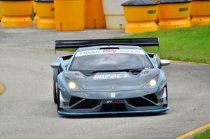 #77 MP1A Lamborghini Gallardo R-EX driven by Fabio Escprioni of Team Rey Racing