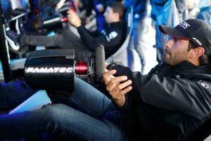 Felipe Nasr, GEOX Dragon Racing takes part in the E-Race