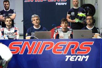 Romano Fenati, Team O, Tony Arbolino, Team O