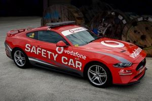 Ford Mustang, Safety car