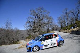 Michele Griso, Alessandro Lucato, Peugeot 208 R2, MS Munaretto