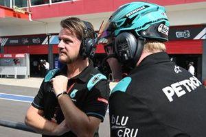 Johan Stigefelt, Petronas Yamaha SRT Team Principal