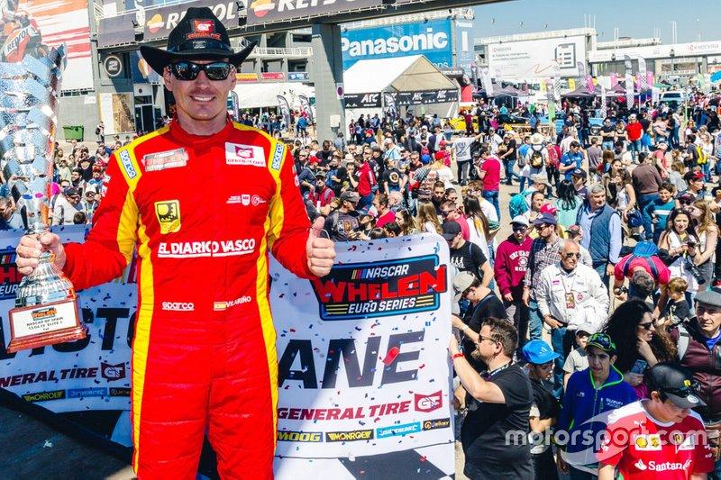 Winner Ander Vilarino, Ford