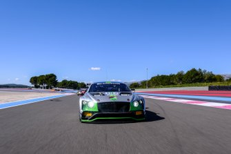 #107 Bentley Team M-Sport GBR Bentley Continental GT3
