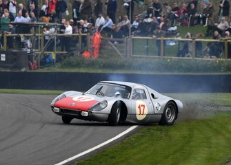 Graham Hill Trophy, KadoorieClark Porsche 904