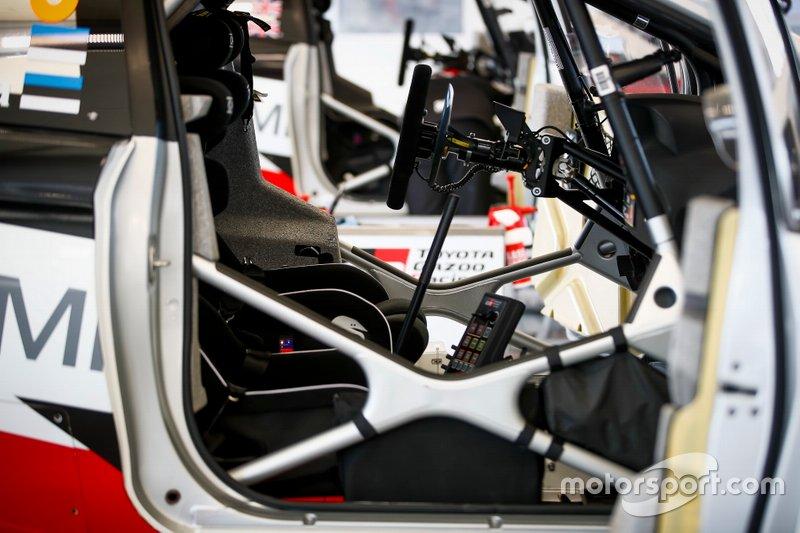 Toyota Gazoo Racing WRT Toyota Yaris WRC detay