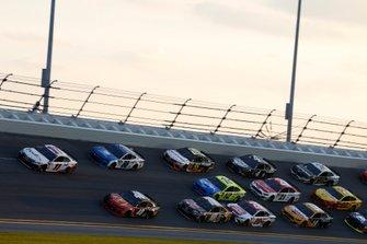Jamie McMurray, Spire Motorsports, Chevrolet Camaro McDonalds/Cessna/Bass Pro Shops Denny Hamlin, Joe Gibbs Racing, Toyota Camry FedEx Express