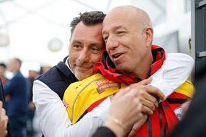 Tom Coronel, Comtoyou DHL Team CUPRA Racing CUPRA TCR, François Ribeiro, WTCR Eurosport