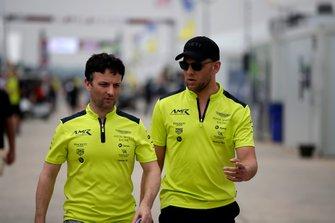 #95 Aston Martin Racing Aston Martin Vantage AMR: Marco Sorensen, Darren Turner