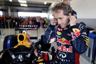 Alain Prost, Red Bull Racing RB8