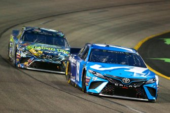 Martin Truex Jr., Joe Gibbs Racing, Toyota Camry Auto Owners Insurance, Joey Gase, Motorsports Business Management, Toyota Camry Eternal Fan/Sam Bass Tribute