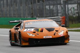 #15 Boutsen Ginion Lamborghini Huracan GT3: Claude-Yves Gosselin, Pierre Feligioni, Renaud Kuppens