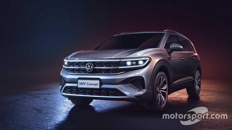 Концепт Volkswagen SMV 2019 року