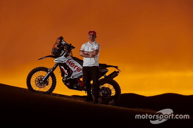 Paulo Goncalves, Hero MotoSports Rally