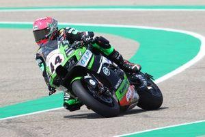 Lucas Mahias, Kawasaki Puccetti Racing has a long lap penalty