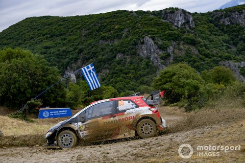 Gravel Notes Podcast: Petter Solberg's Acropolis Rally review