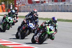 Can Oncu, Kawasaki Puccetti Racing, Manuel Gonzalez, Yamaha ParkinGO Team
