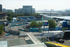London FE track general view