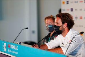 Jean-Eric Vergne, DS Techeetah, Sam Bird, Jaguar Racing