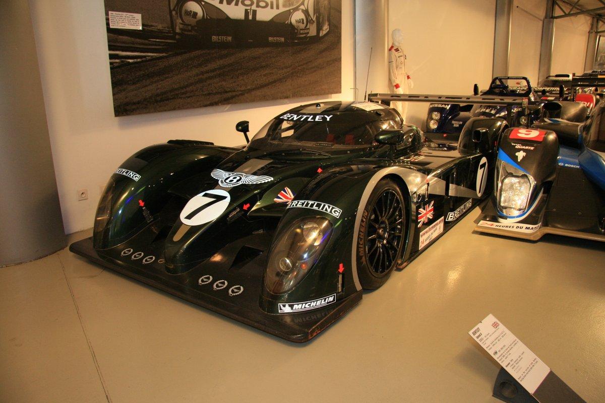2003年:ベントレー・スピード8(Bentley Speed 8)