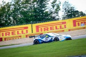 #159 Garage 59 Aston Martin Vantage AMR GT3: Valentin Hasse Clot, Nicolai Kjaergaard, Alex MacDowall
