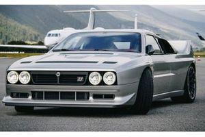 Lancia 037 restomod