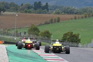 Oliver Gray, BVM Racing e Simonazzi Francesco, BVM Racing