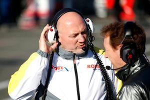 Hans Peter Naundorf, Team manager ROWE Racing
