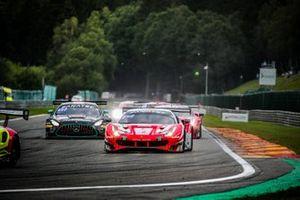 #11 Kessel Racing Ferrari 488 GT3: David Fumanelli, Tim Kohmann, Francesco Zollo, Giorgio Roda