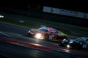 #66 Attempto Racing Audi R8 LMS GT3: Mattia Drudi, Kim Luis Schramm, Christopher Mies