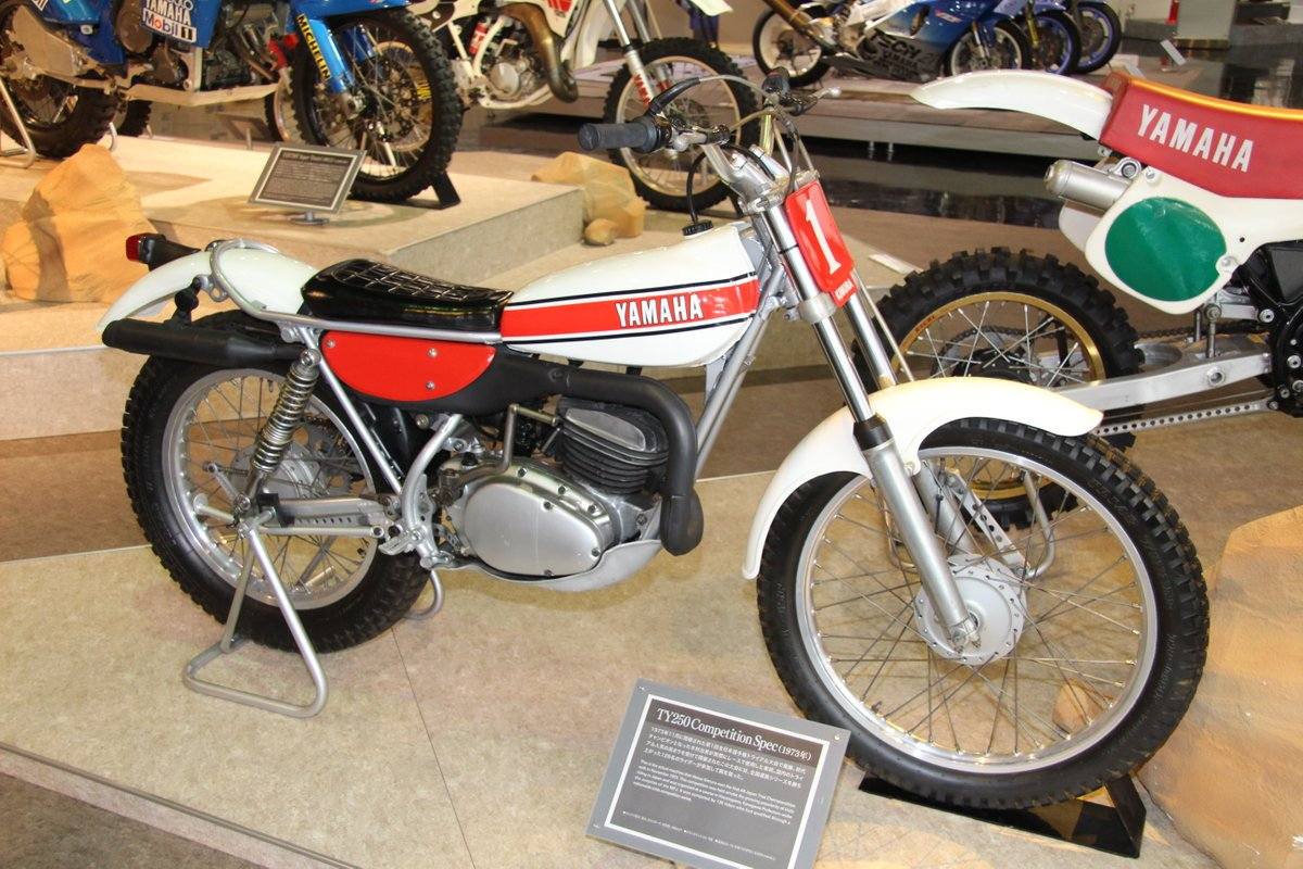 1973_Yamaha TY250 Competition Spec